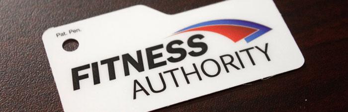 Fitness Authority Keytag Access